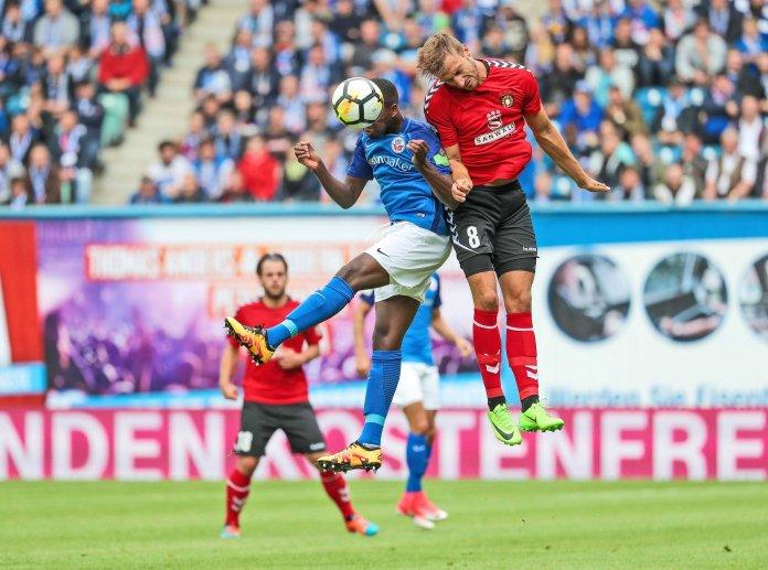 Keine Tore zwischen Rostock und Großaspach – Spielbericht