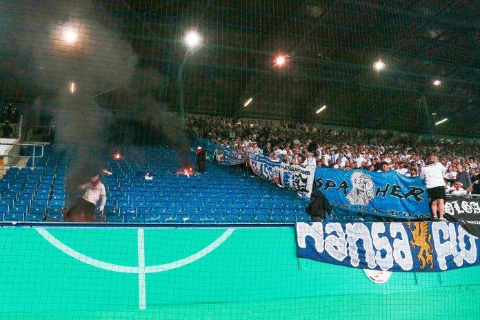 Hansa Rostock nimmt Stellung zu den Vorkommnissen im DFB-Pokal
