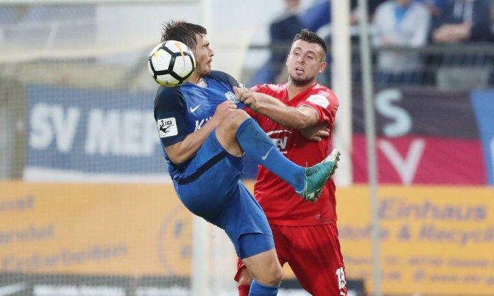 Meppen mit deutlichem Sieg gegen Zwickau – Spielbericht