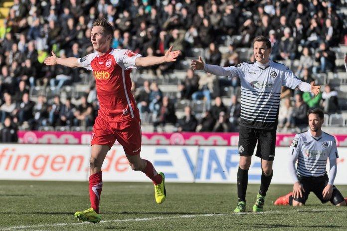 Regensburg nach Sieg in Aalen Dritter – Spielbericht