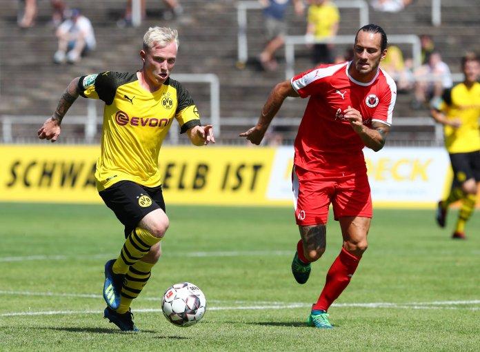 KFC Uerdingen 05 verpflichtet Patrick Pflücke