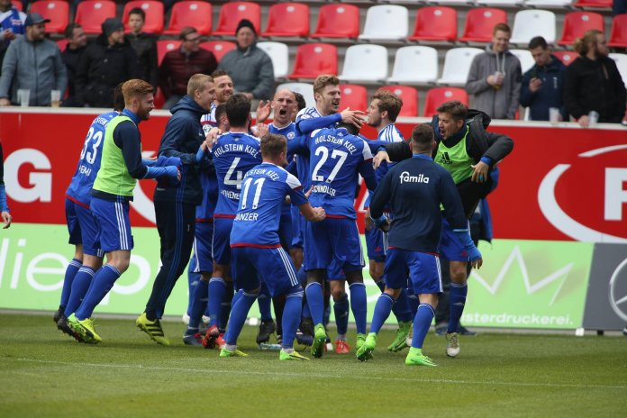 Kiel siegt deutlich im Spitzenspiel – Spielbericht