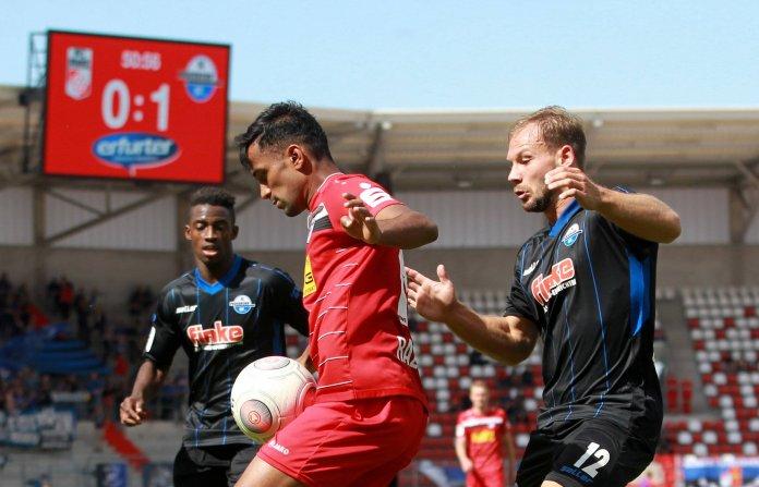 Michels Treffer reicht für Paderborns Sieg – Spielbericht