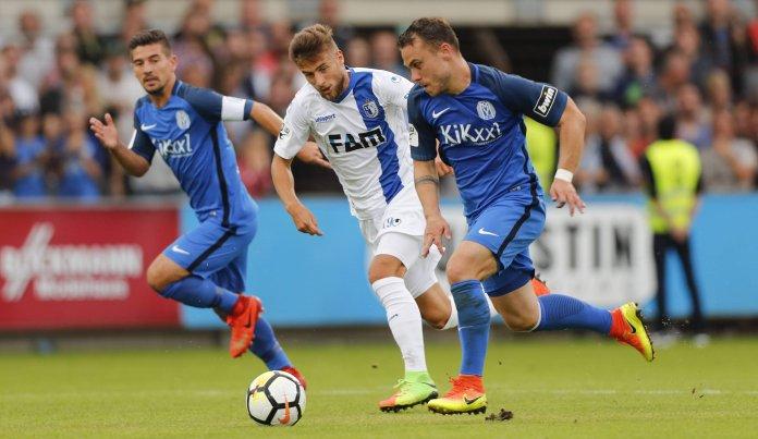 Magdeburg gewinnt knapp in Meppen – Spielbericht