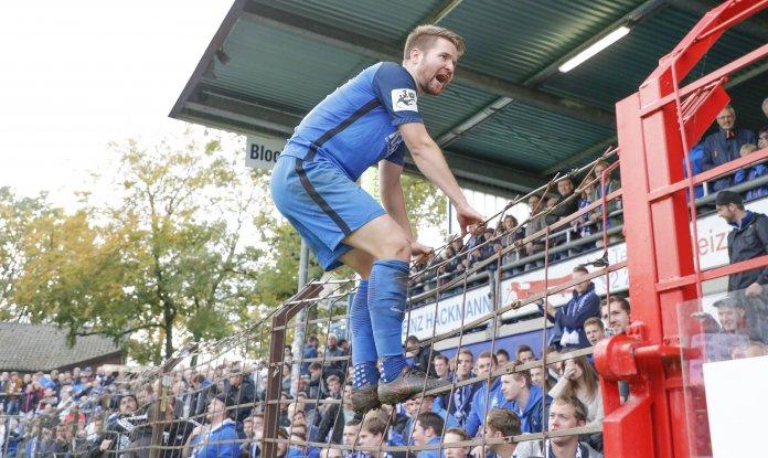 Meppen stellt Fortuna Köln ein Bein – Spielbericht