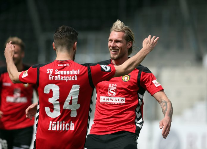 Großaspach besiegt Mainzer U 23 – Spielbericht