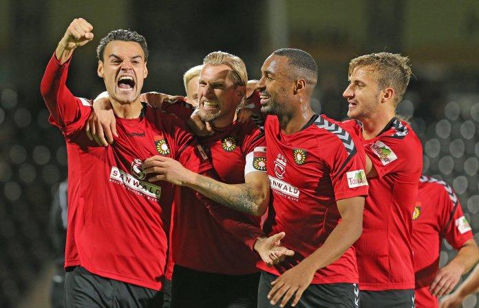 Großaspach siegt über Chemnitz mit 3:1 – Spielbericht