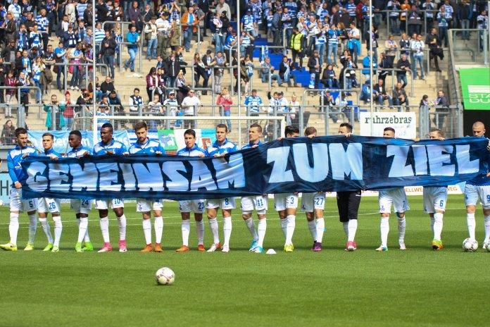 Duisburg feiert wichtigen Sieg gegen Großaspach – Spielbericht