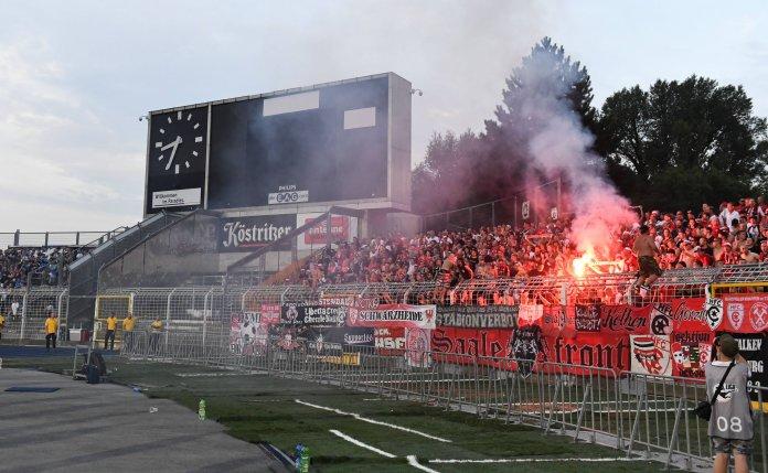 Hallescher FC: Geldstrafe droht