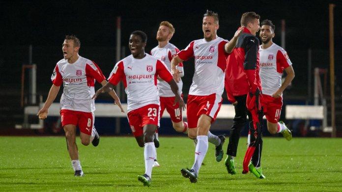 Halle siegt bei Bremer U 23 – Spielbericht