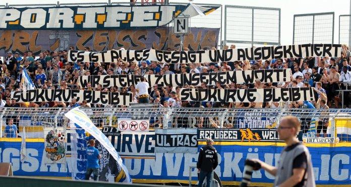 Keine Tore zwischen Jena und Großaspach – Spielbericht