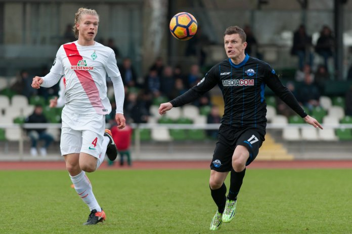 Bremen mit wichtigem Sieg über Paderborn – Spielbericht