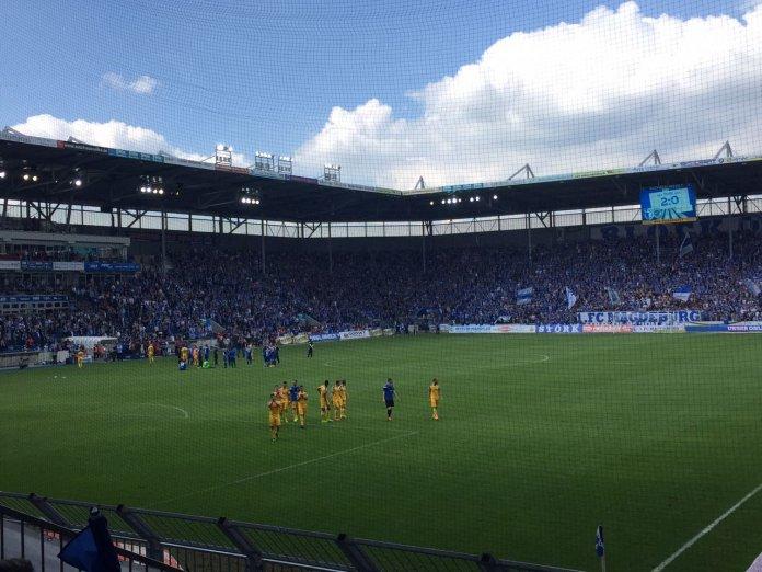 Magdeburgs Sieg reicht nicht – Spielbericht