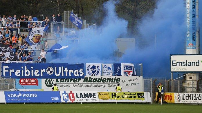 Meppen besiegt Lotte mit 2:1 – Spielbericht
