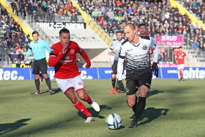 Kein Sieger zwischen Aalen und Mainz II – Spielbericht