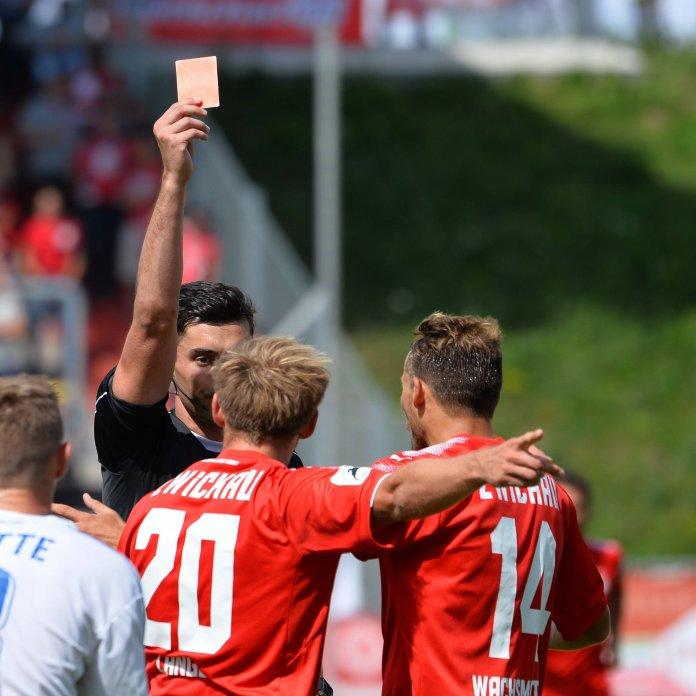Kein Sieger zwischen Zwickau und Lotte – Spielbericht