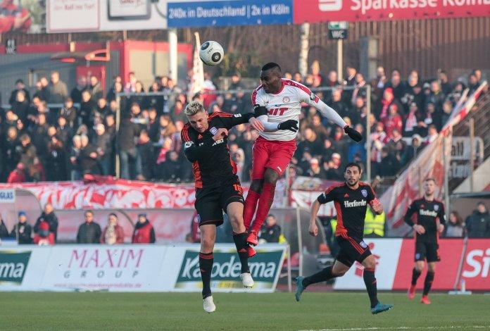 Osnabrück trotz Remis in Köln vorübergehend Tabellenführer – Spielbericht + Bilder