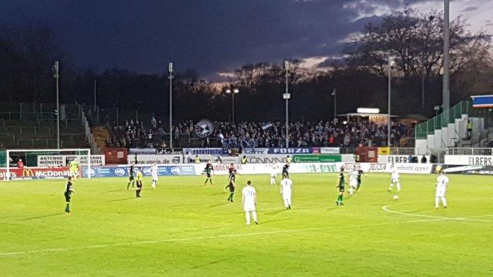 Münster siegt spät gegen Lotte – Spielbericht