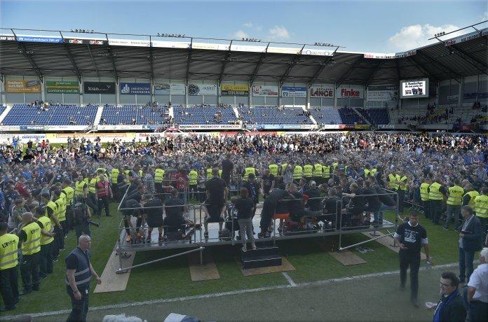 Paderborn löst Ticket für die 2. Bundesliga – Spielbericht
