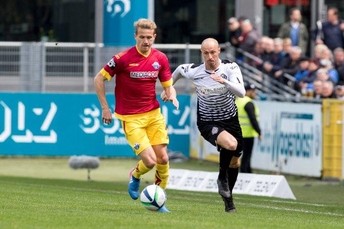 Herbe Pleite für Paderborn in Aalen – Spielbericht