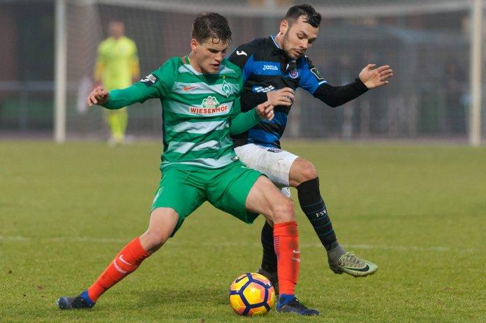 Keine Tore zwischen Bremen und Frankfurt – Spielbericht