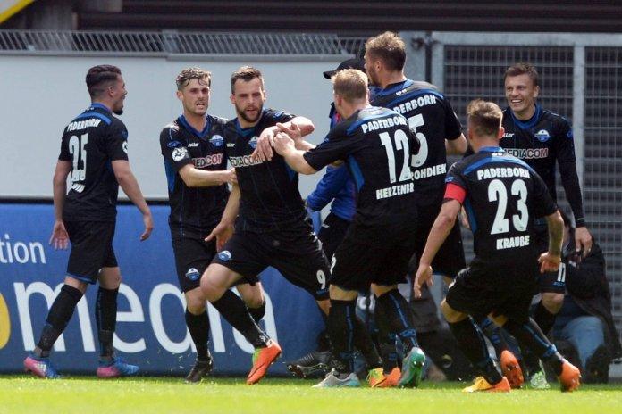 Paderborn punktet gegen Zwickau – Spielbericht