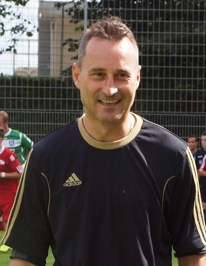 Trainer Donkov (Foto Butzhammer)