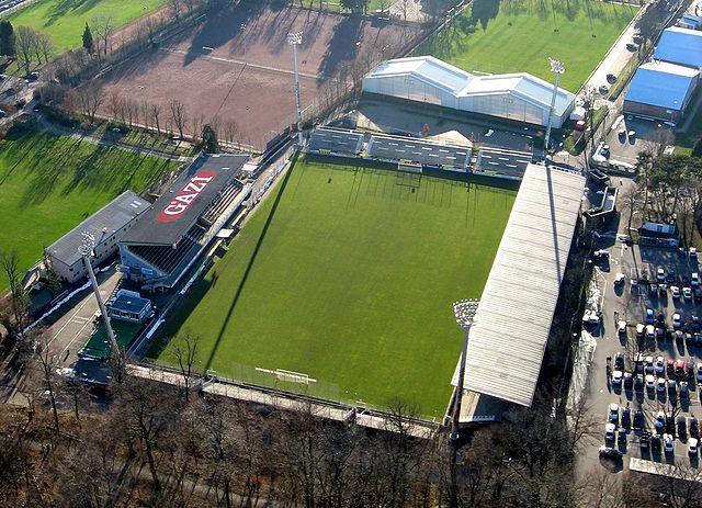 GAZi-Stadion auf der Waldau *