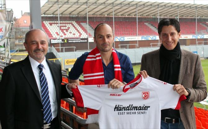 Trainer Brand (SSV Jahn Regensburg)