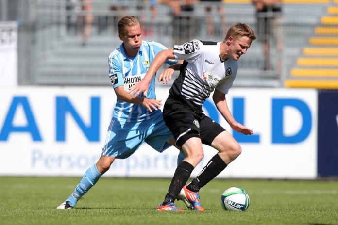 Aalen bleibt auch gegen Chemnitz ungeschlagen – Spielbericht