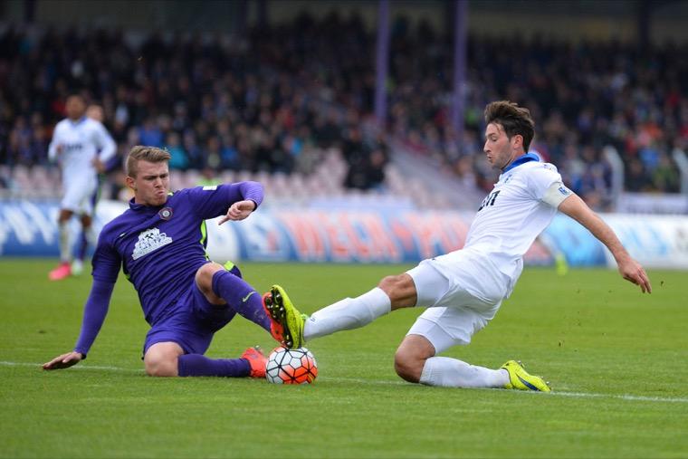 Keine Tore zwischen Aue und Magdeburg - Spielbericht