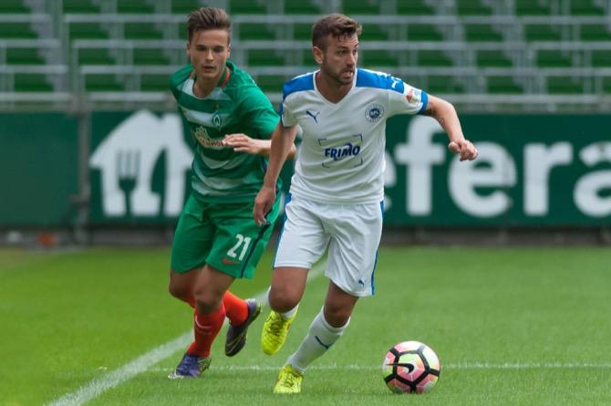 SF Lotte mit 3:0-Sieg in Bremen – Spielbericht