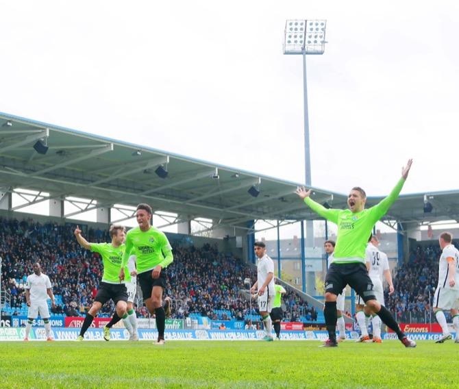 Chemnitzer FC mit nächstem Sieg endgültig gerettet – Spielbericht