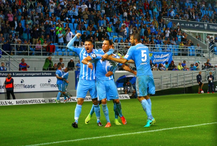 Chemnitz feiert ersehnten zweiten Saisonsieg – Spielbericht