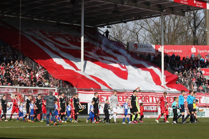 Cottbus besiegt Mainz mit 2:1 - Spielbericht