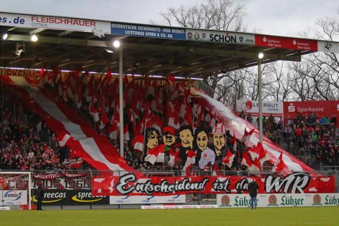 Cottbus bezwingt Münster - Spielbericht