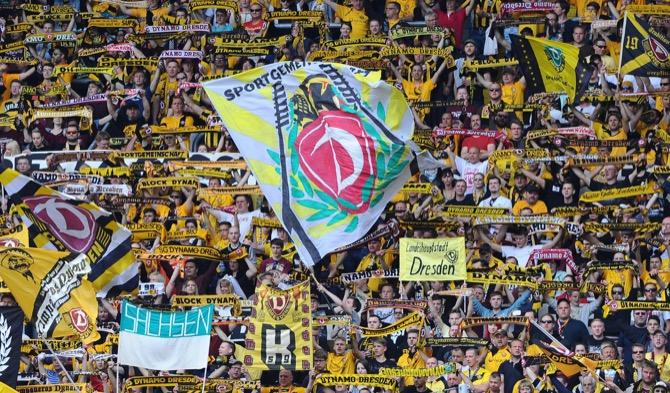 Dynamo Fans (imago/Hentschel)