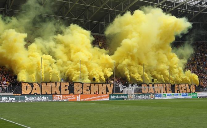 Hansa Rostock trotz Derbyniederlage gerettet - Spielbericht