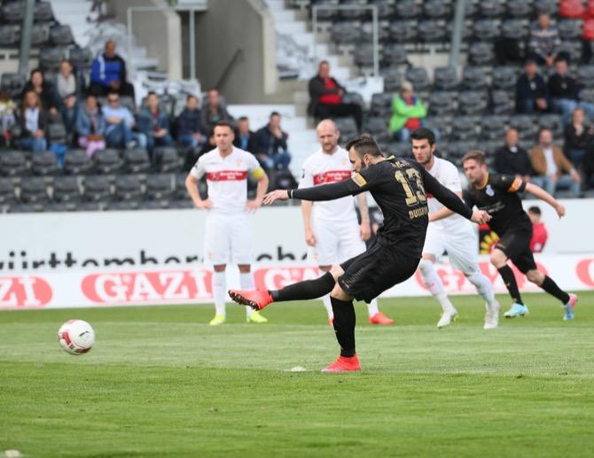 Duisburg übernimmt Platz 3 - Spielbericht