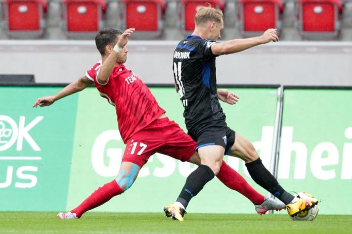 Paderborn mit verdientem Sieg in Erfurt – Spielbericht