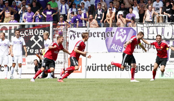 Tor zum 1-0 (imago/Picture Point)