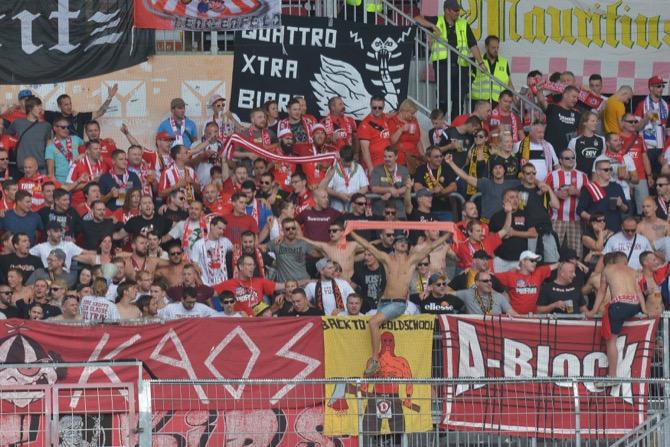Zwickau gibt Sieg in Mainz aus der Hand – Spielbericht