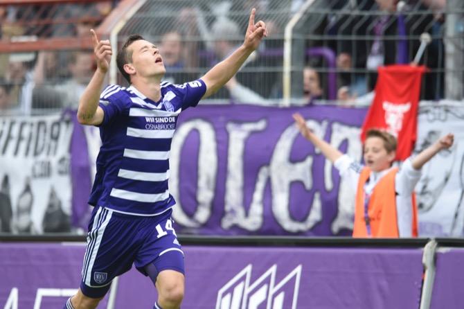 Osnabrück schlägt Halle mit 2:0 - Spielbericht