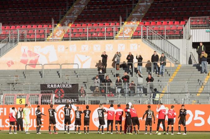 Stuttgart siegt im Duell der Zweitbesetzungen - Spielbericht