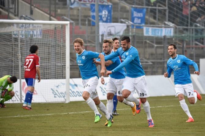 Unterhaching unterliegt den Stuttgarter Kickers mit 1:2 - Spielbericht