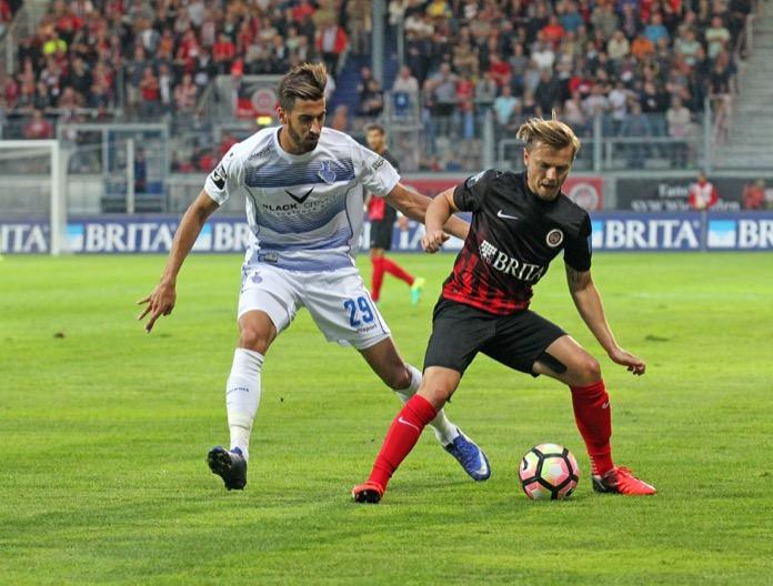 Duisburg kassierte die erste Saisonniederlage – Spielbericht