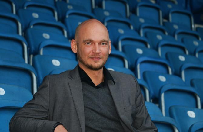 Der neue Vorstandsvorsitzender des F.C. Hansa Rostock: Markus Kompp (Foto: F.C. Hansa Rostock)