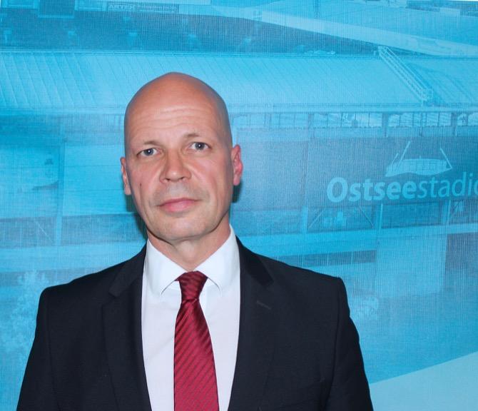 Rostocks Finanzsenator Dr. Chris Müller übernimmt kommissarisch den Vorstandsvorsitz vom F.C. Hansa Rostock (Foto: F.C. Hansa Rostock)