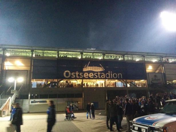 Ostseestadion Hansa Rostock