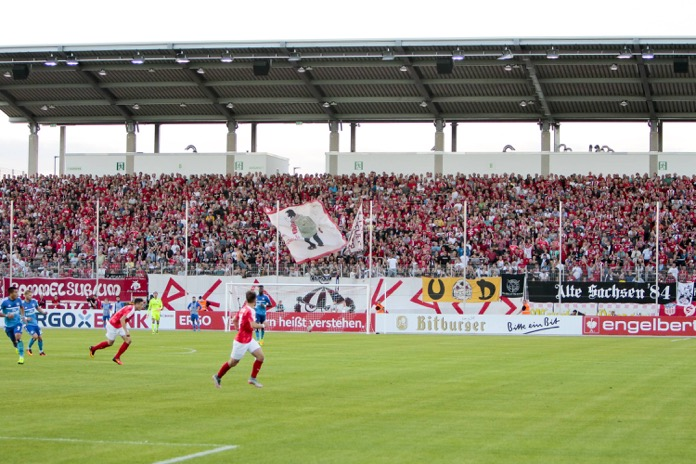 Zwickau - HSV (imago/foto2press)